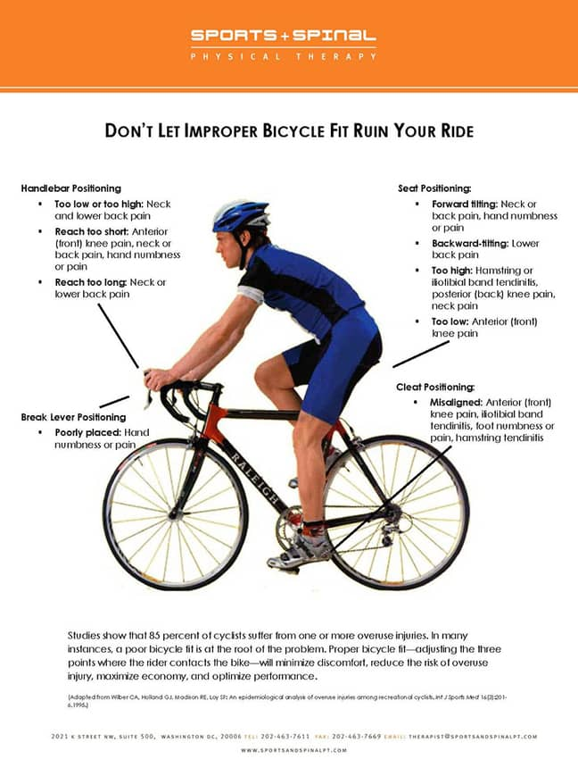 Is Riding A Bike Good For Your Back Pain?