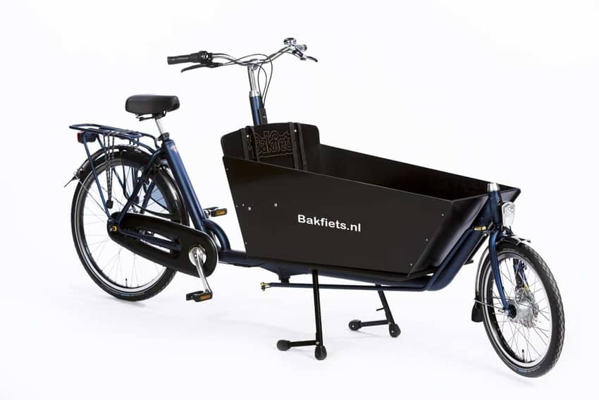 Dutch cargo bikes you can get in the USA